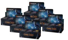 Core Set 2021 Booster Case (6 Boxes)