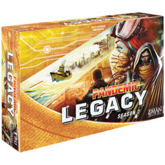 Pandemic Legacy: Season 2 - Yellow Edition