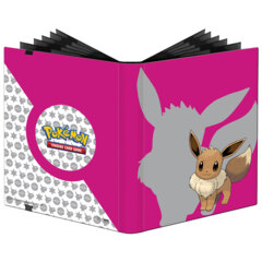 UP Binder Pro Pokemon Eevee 2019 9PKT