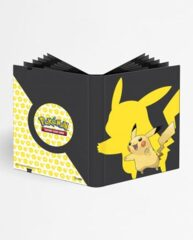 UP Binder Pro Pokemon Pikachu 2019 9PKT