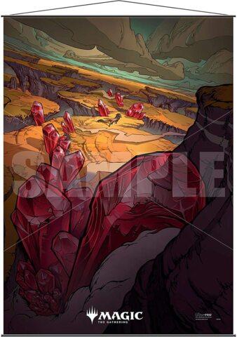 Ultra Pro - Ikoria: Lair of Behemoths Wall Scroll - Savai Triome