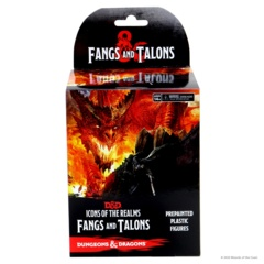 D&D Icons of the Realms: Fangs and Talons