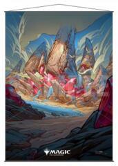 Ultra Pro - Ikoria: Lair of Behemoths Wall Scroll - Raugrin Triome