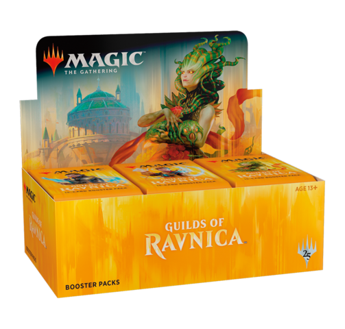 Guilds of Ravnica Booster Case