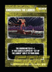 19 - Knockdown the Ladder