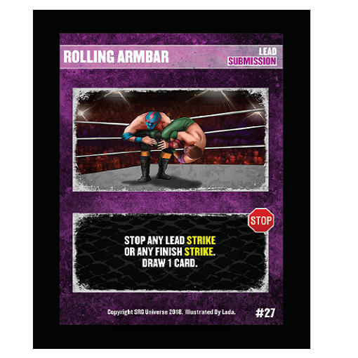 27 - Rolling Armbar