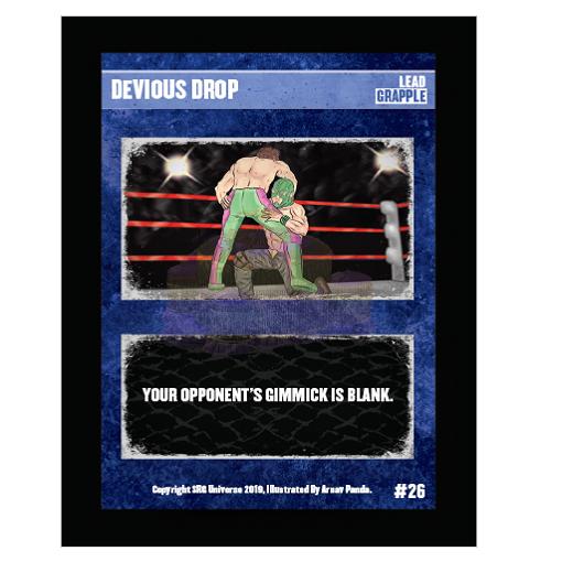 26 - Devious Drop