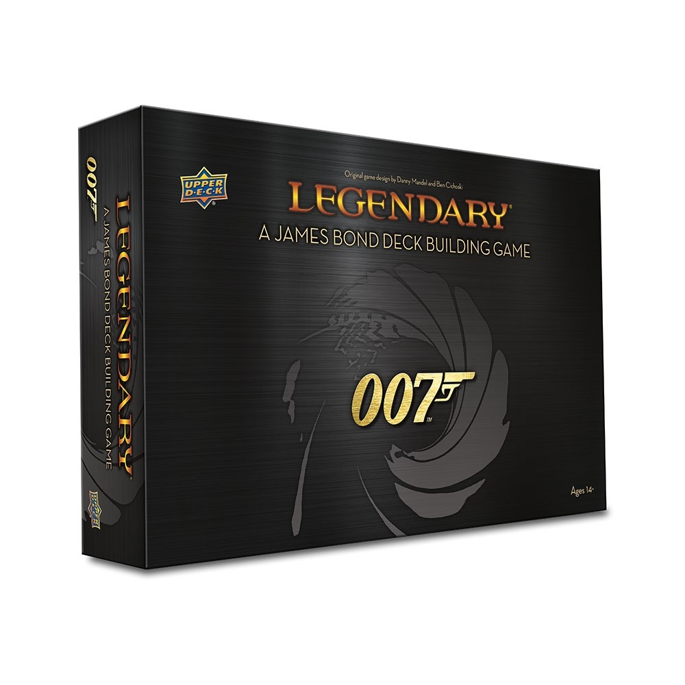 Legendary® 007™: A James Bond Deck Building Game