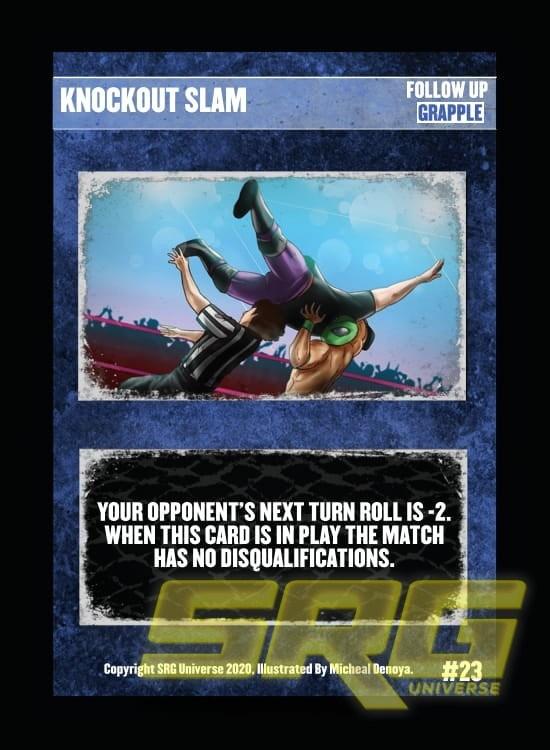 23 - Knockout Slam
