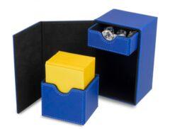 BCW Deck Vault - LX - 80 - Blue