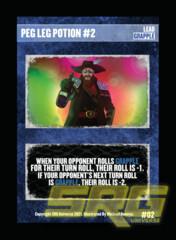 02 – Peg Leg Potion #2 (Foil)