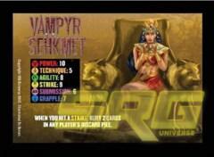 Vampyr Sehkmet (Foil)