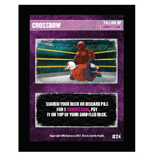 24 - Crossbow