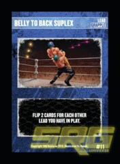 11 - Belly To Back Suplex