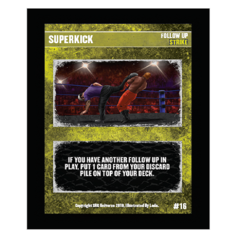 16 - Superkick (ALT)
