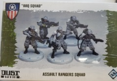 Assault Rangers Squad