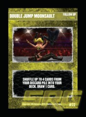 22 - Double Jump Moonsault
