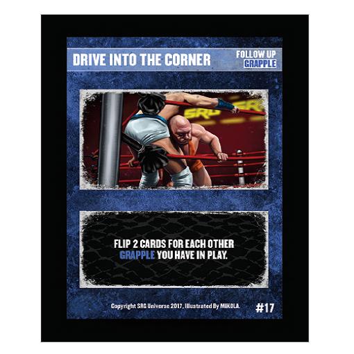 17 - Drive Into The Corner