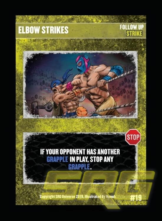 19 – Elbow Strikes (Foil)