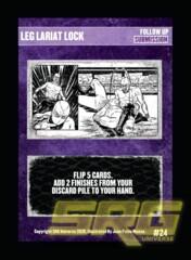 24 - Leg Lariat Lock