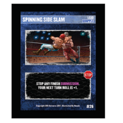 26 - Spinning Side Slam