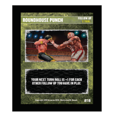 16 - Roundhouse Punch