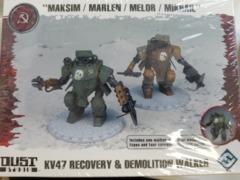 KV47 Recovery & Demolition Walker
