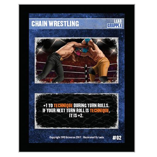 02 - Chain Wrestling