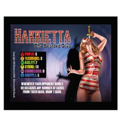 Harrietta The Bearded Diva