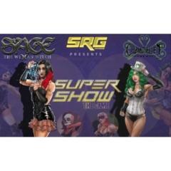 SUPERSHOW: SAGE VS CHAMOMILE T