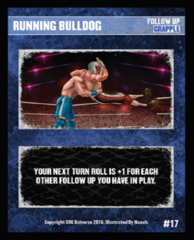 17 - Running Bulldog