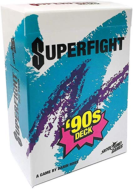 Superfight!: 90s Deck