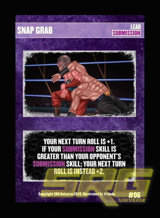 06 – Snap Grab (Foil)