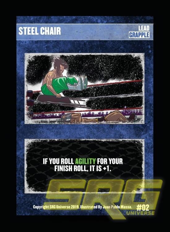 02 - Steel Chair