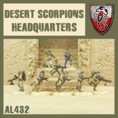 AL432 Desert Scorpion HQ
