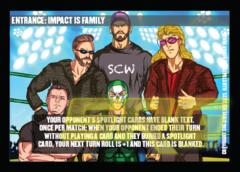 Entrance – Impact is Family (Foil)