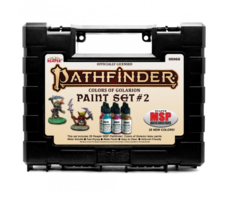 Master Series Paints: Pathfinder Colors of Golarion - Paint Set #2