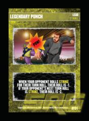 01 – Legendary Punch (Foil)