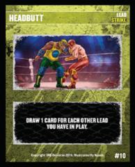 10 - Headbutt