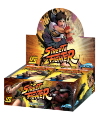 Street Fighter Ccg Booster - Booster Box