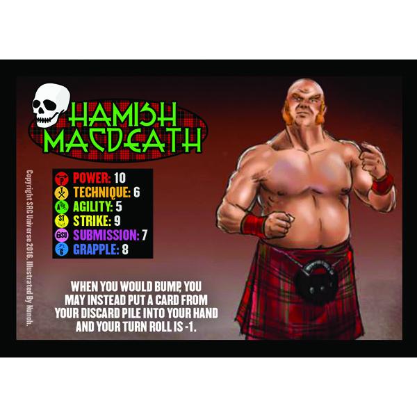 Hamish MacDeath