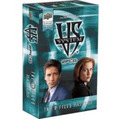Vs. System® 2PCG®: X-Files Battles