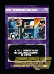 03 - Hyper Forearm Kicker Hold Choke