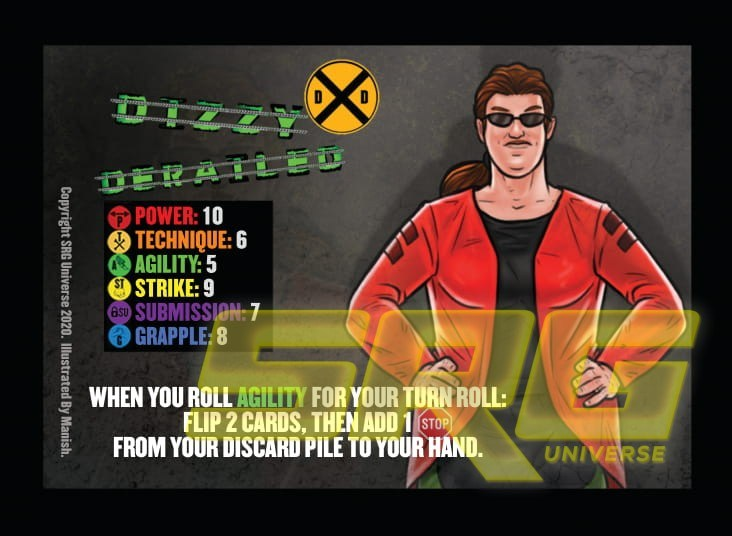 Dizzy Derailed