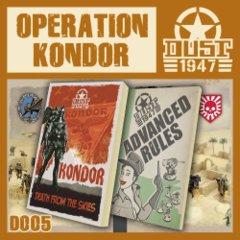 D005 Operation Kondor: Campaign Book