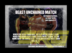 Beast Unchained Crowd Meter