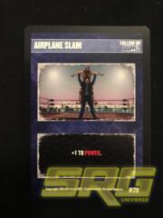 20 – Airplane Slam (Foil)