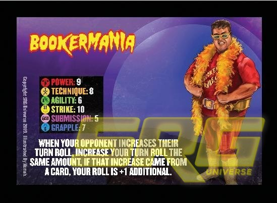 Bookermania