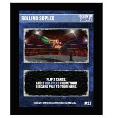 23 - Rolling Suplex