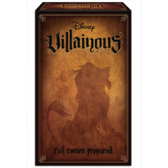 Disney Villainous: Evil Comes Prepared Expansion